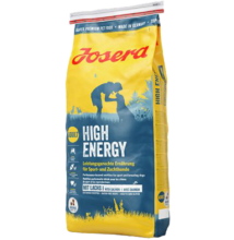 High Energy 15 kg - Josera kutyatáp