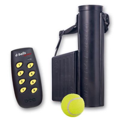 Dog Trace d-balls labdaejtő, távkapcsolóval