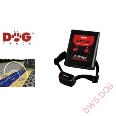 Dog Trace d-fence 1001 láthatatlan kerítés, kutya villanypásztor