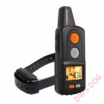 Dog Trace, D-Control Pro 1000 (1000 m), kutyakiképző nyakörv  elektromos kutyakiképző nyakörv