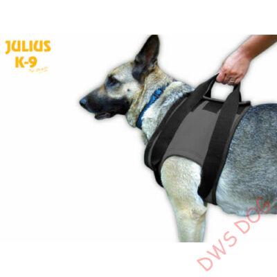 L-es méretű, első tag, rehabilitációs kutyahám