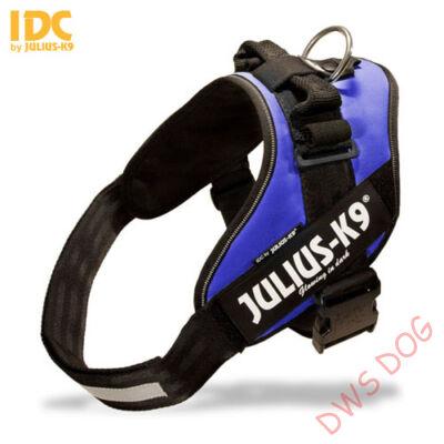 1-es méretű, Kék IDC kutyahám