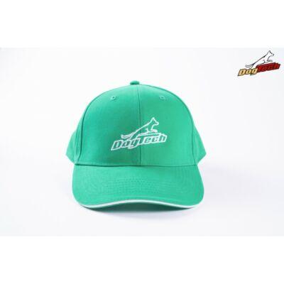 DogTech - Zöld, baseball sapka