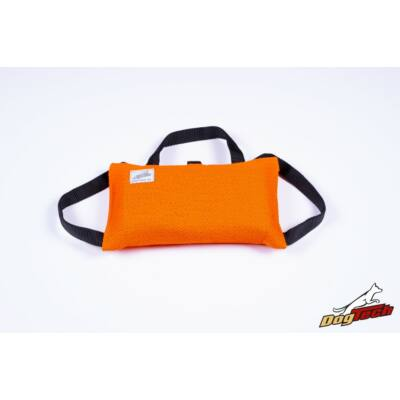 DogTech - narancs, francia anyagú, tréningpárna
