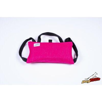 DogTech - pink, francia anyagú, tréningpárna