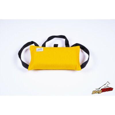 DogTech - sárga, francia anyagú, tréningpárna