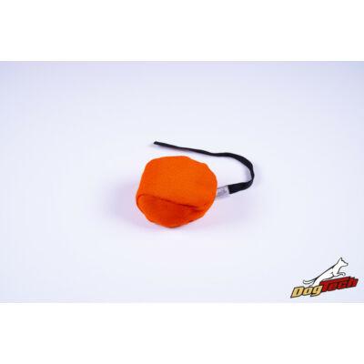 DogTech - Narancs, francia labda - 14 cm