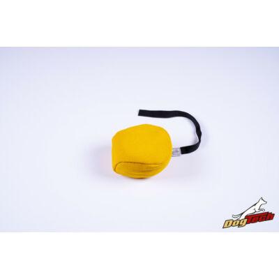 DogTech - Sárga, francia labda - 14 cm