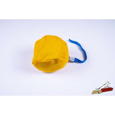 DogTech - Sárga, francia labda - 18 cm