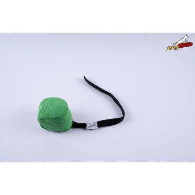 DogTech - Zöld, mágneses francia labda - 10 cm