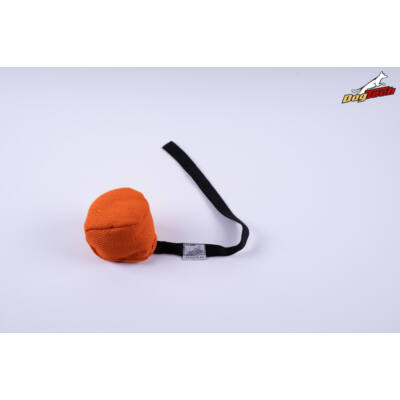 DogTech - Narancs, mágneses francia labda - 10 cm