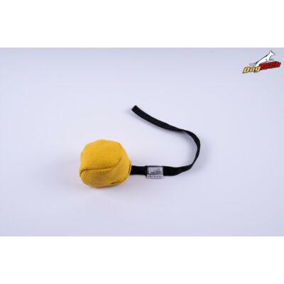 DogTech - Sárga, mágneses francia labda - 10 cm