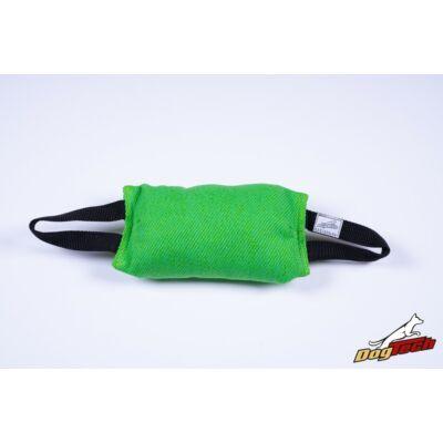 DogTech - Zöld, rögbilabda - 23 cm