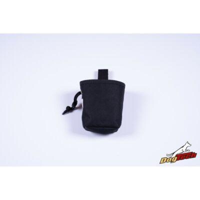 DogTech - Fekete, 12 cm átmérőjű, jutalomfalat tartó