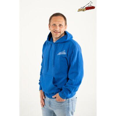 DogTech - Kék, M-méretű, unisex pulóver