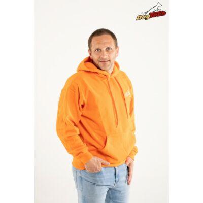 DogTech - Narancs, XL-méretű, unisex pulóver