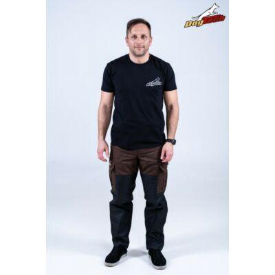 DogTech - Barna, XL-méretű, férfi kiképzőnadrág