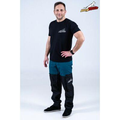 DogTech - Sötétzöld, XL-méretű, férfi kiképzőnadrág