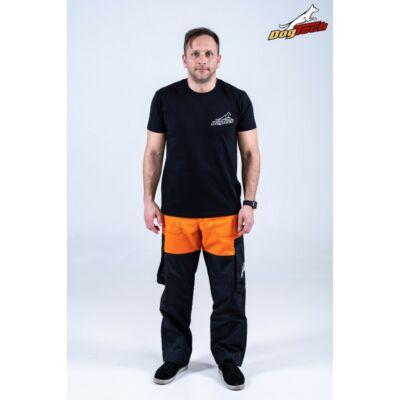 DogTech - Narancs, S-méretű, férfi kiképzőnadrág