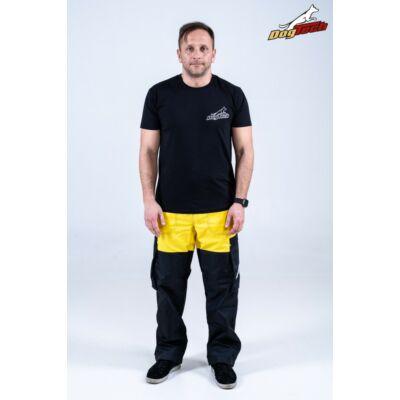 DogTech - Sárga, L-méretű, férfi kiképzőnadrág