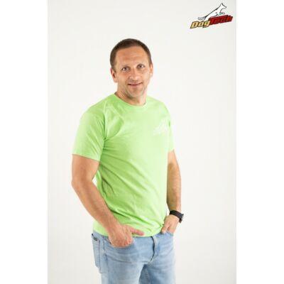 DogTech - Almazöld, S-méretű, férfi póló
