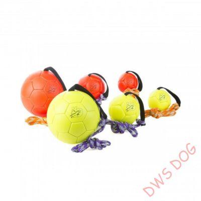 Show training labda, neon színű, 80 mm, kutyajáték
