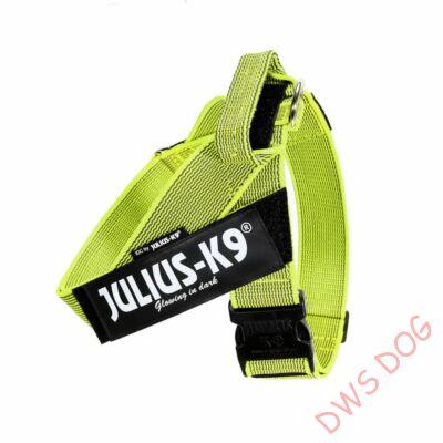 2-es méretű, Neon IDC heveder kutyahám