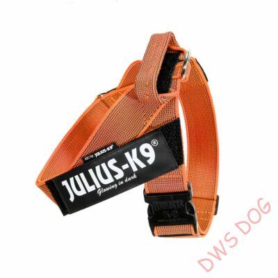 Narancs színű IDC heveder kutyahám