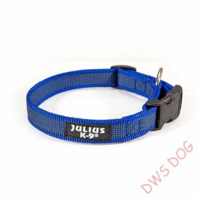 C&G, Kék, 20 mm széles kutyanyakörv