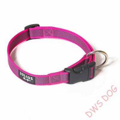 C&G, Pink, 25 mm széles kutyanyakörv