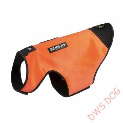 XL-es méretű, UV Narancs Neoprén IDC kutyaruha