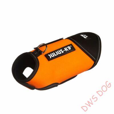 Baby 1 méretű, UV Narancs Neoprén IDC kutyaruha