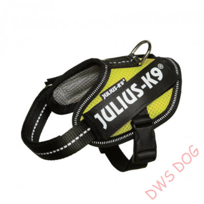 2XS méretű, Neon IDC POWAIR kutyahám