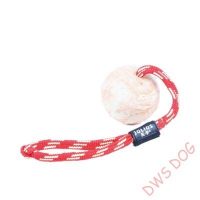 IDC zsinóros labda 70mm átm.  -  (zárható fogóval)