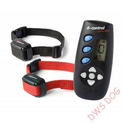 Dog Trace D-control 442 (250 m), 2 nyakörves vibrációs kutyakiképző nyakörv