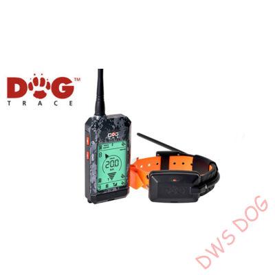 Dog Trace, DOG GPS X20, 1 kutyás GPS  kutyanyakörv szett