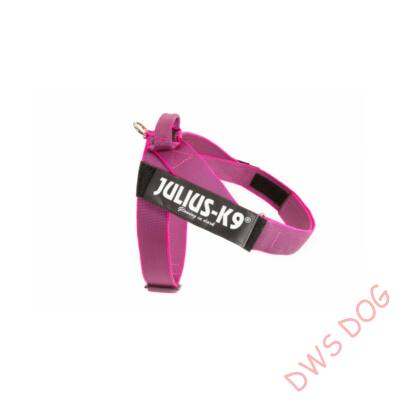 3-as méretű, pink IDC heveder kutyahám
