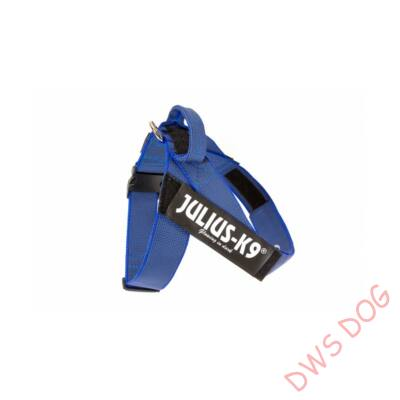 2-es méretű, kék IDC heveder kutyahám
