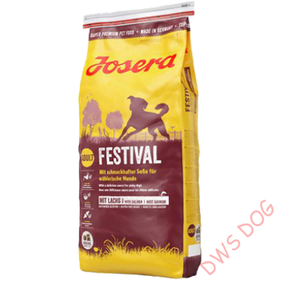 Festival 15 kg - Josera kutyatáp