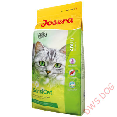 Sensicat 10 kg - Josera macskatáp