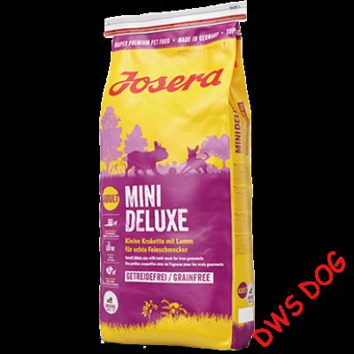 Minideluxe 4,5 kg - Josera kutyatáp