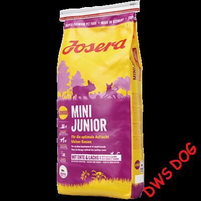 MiniJunior 4,5 kg - Josera kutyatáp