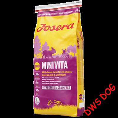 Minivita 4,5 kg - Josera kutyatáp
