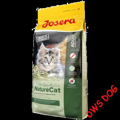 NatureCat 10 kg - Josera macskatáp
