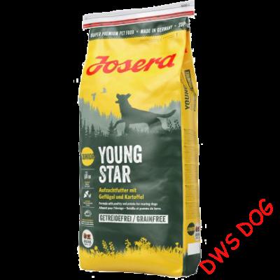 YoungStar 15 kg - Josera kutyatáp
