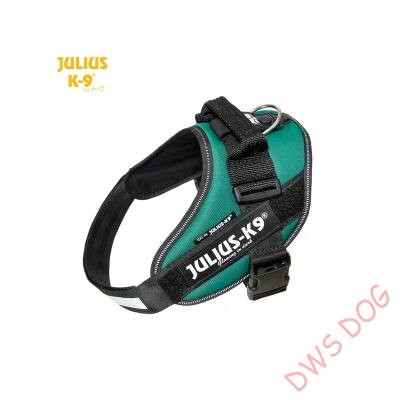 Sötétzöld színű IDC kutyahám