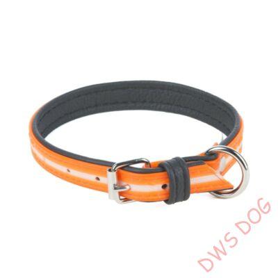 IDC Lumino narancs, 45 cm, kutyanyakörv