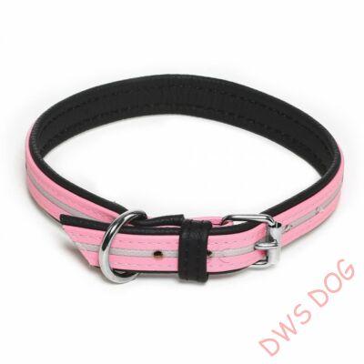 IDC Lumino pink, 45 cm, kutyanyakörv