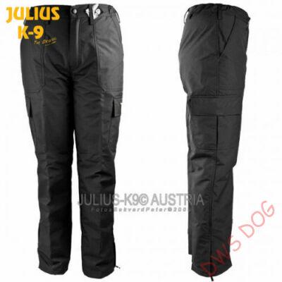 K9 vízálló nadrág - fekete, lélegző / méret 48