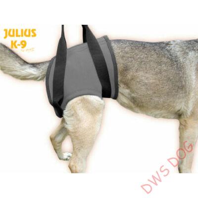 L-es méretű, hátsó tag, rehabilitációs kutyahám